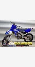 2018 Yamaha YZ450F for sale 200814517