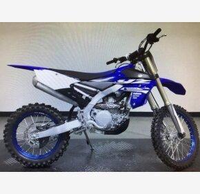 2018 Yamaha YZ450F for sale 200875016
