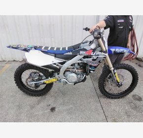 2018 Yamaha YZ450F for sale 200957485