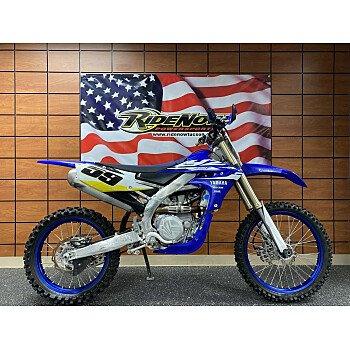 2018 Yamaha YZ450F for sale 201122319