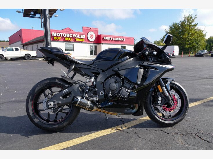 2018 Yamaha Yzf R1 For Sale Near Columbus Ohio 43207 Motorcycles On Autotrader