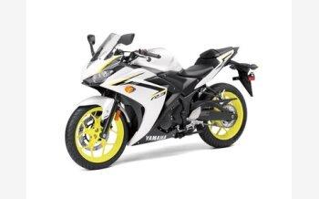 2018 Yamaha YZF-R3 for sale 200606240