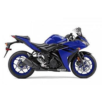 2018 Yamaha YZF-R3 for sale 200607988