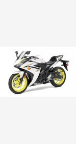 2018 Yamaha YZF-R3 for sale 200607826