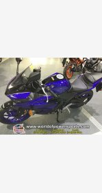 2018 Yamaha YZF-R3 for sale 200637710