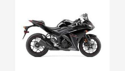 2018 Yamaha YZF-R3 for sale 200807278