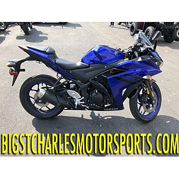 2018 Yamaha YZF-R3 for sale 200807779