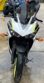 2018 Yamaha YZF-R3 for sale 200809099
