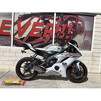2018 Yamaha YZF-R6 for sale 200518810