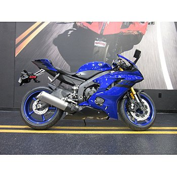 2018 Yamaha YZF-R6 for sale 200519556