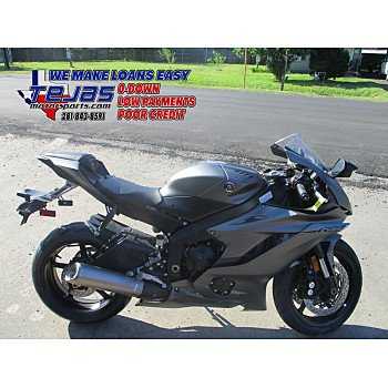 2018 Yamaha YZF-R6 for sale 200584537