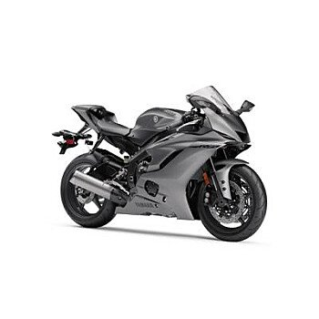 2018 Yamaha YZF-R6 for sale 200601842