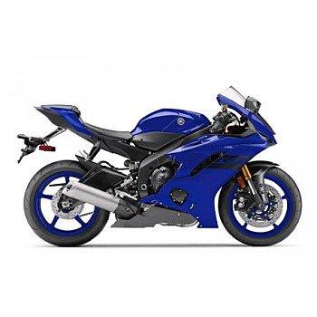 2018 Yamaha YZF-R6 for sale 200604013