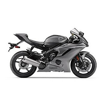 2018 Yamaha YZF-R6 for sale 200606977