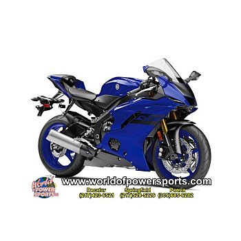 2018 Yamaha YZF-R6 for sale 200636899