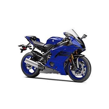 2018 Yamaha YZF-R6 for sale 200647791