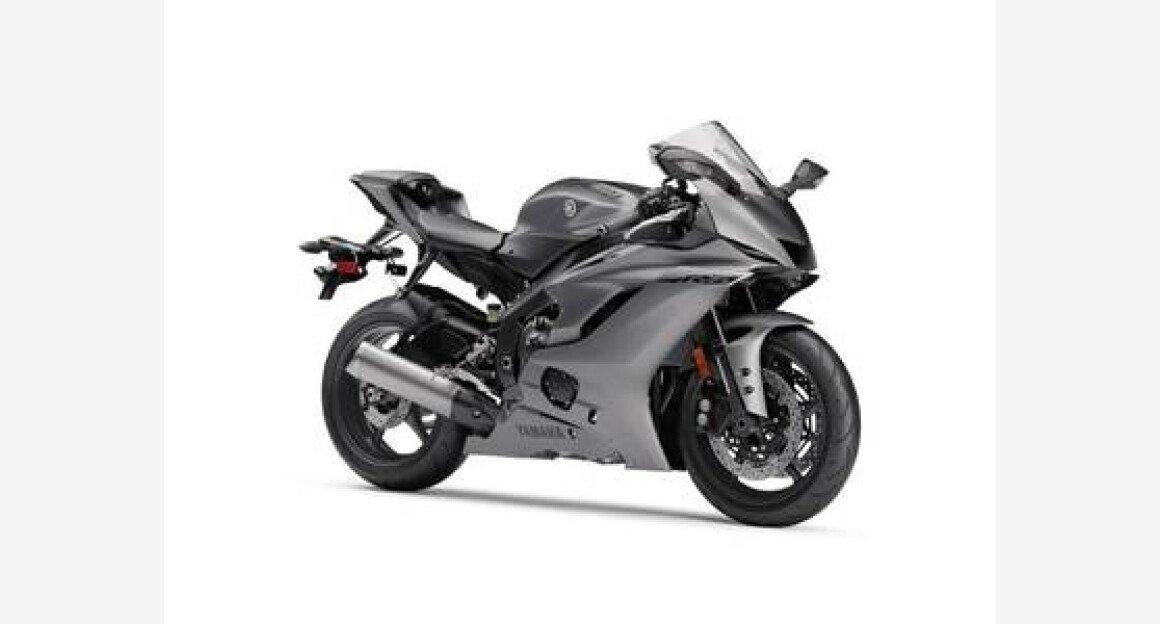 2018 Yamaha YZF-R6 for sale 200663430