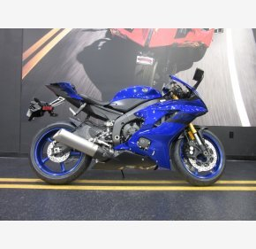 2018 Yamaha YZF-R6 for sale 200519553