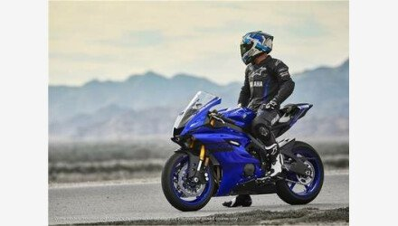 2018 Yamaha YZF-R6 for sale 200621906