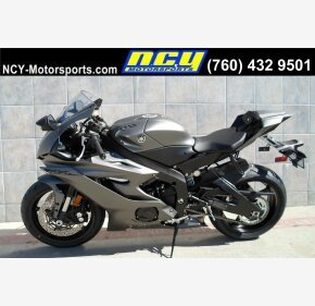 2018 Yamaha YZF-R6 for sale 200707299