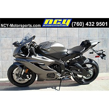 2018 Yamaha YZF-R6 for sale 200707299