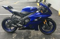 2018 Yamaha YZF-R6 for sale 200794089