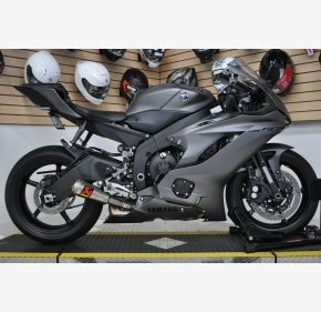 2018 Yamaha YZF-R6 for sale 200811707