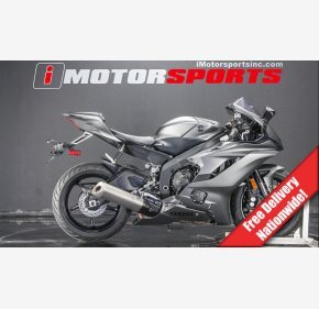 2018 Yamaha YZF-R6 for sale 200813035