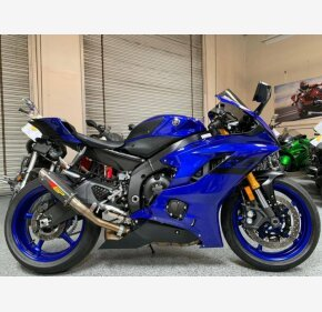 2018 Yamaha YZF-R6 for sale 200813830
