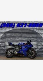 2018 Yamaha YZF-R6 for sale 200893231