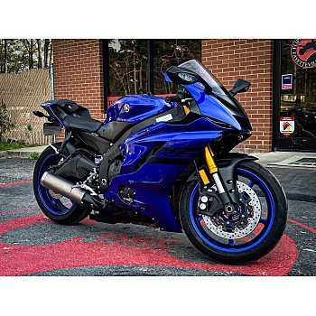 2018 Yamaha YZF-R6 for sale 200911122