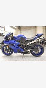 2018 Yamaha YZF-R6 for sale 200933903