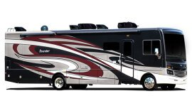 2018. Fleetwood Bounder 36D specifications