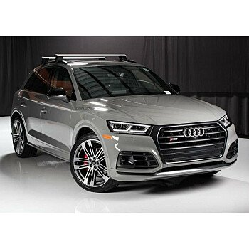 2019 Audi SQ5 Prestige for sale 101232212