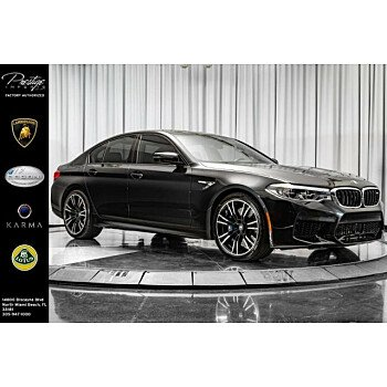 2019 BMW M5 for sale 101202522