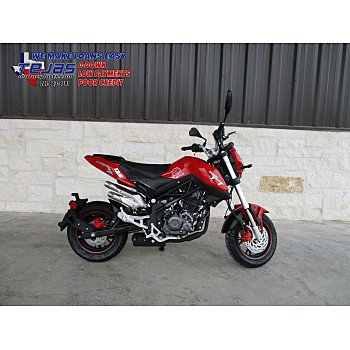 2019 Benelli TNT 135 for sale 200737737