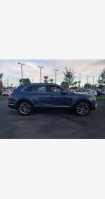 2019 Bentley Bentayga for sale 101461234