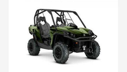 2019 Can-Am Commander 800R XT for sale 200780050