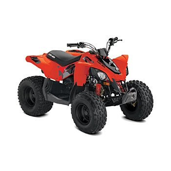 2019 Can-Am DS 90 for sale 200615326