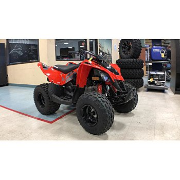 2019 Can-Am DS 90 for sale 200680572