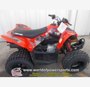 2019 Can-Am DS 90 for sale 200669142