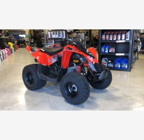 2019 Can-Am DS 90 for sale 200832358