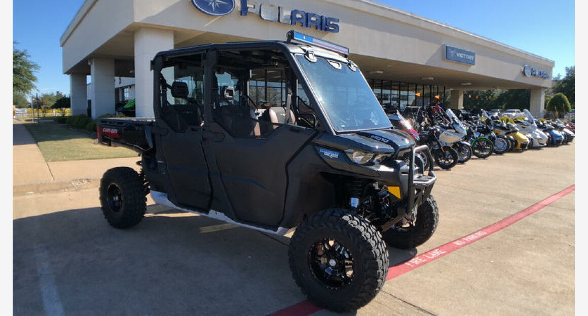 2019 Can-Am Defender Max Lone Star for sale 200609764