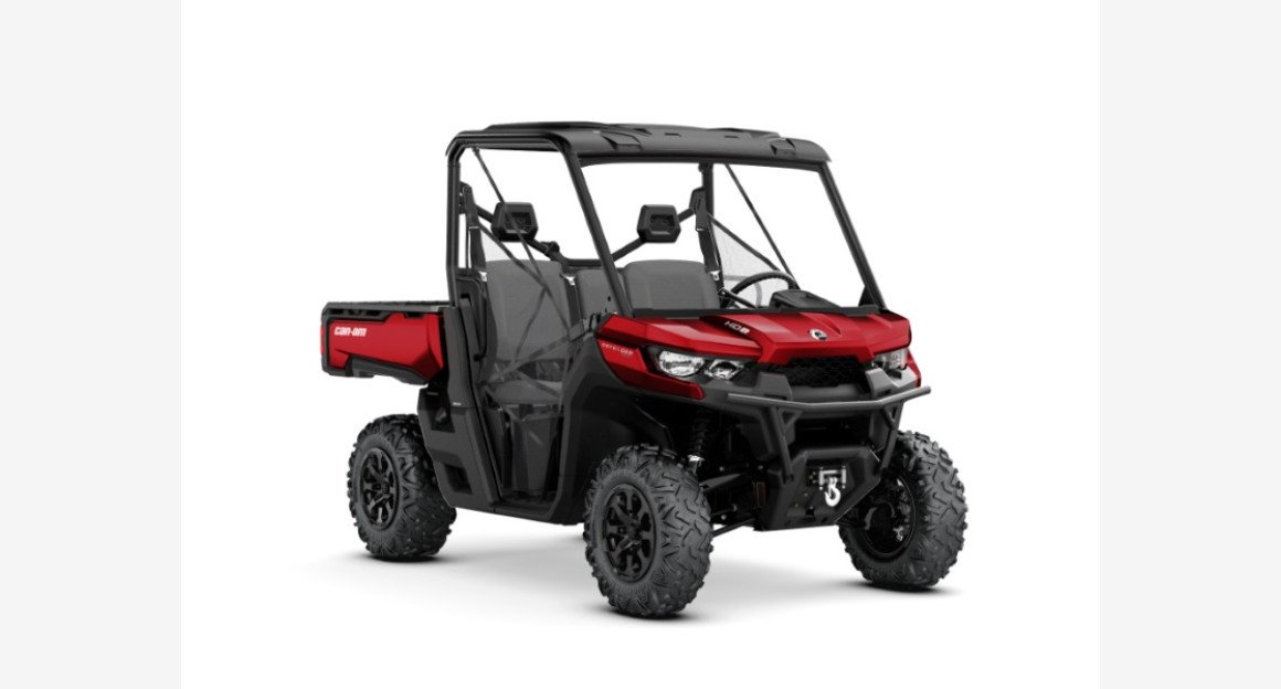 2019 Can-Am Defender for sale 200611332