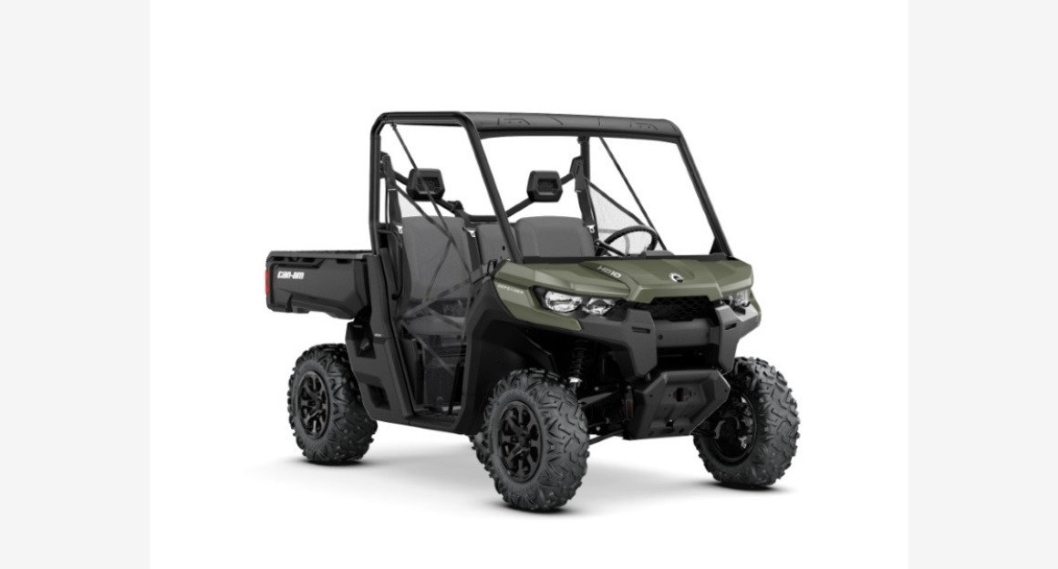 2019 Can-Am Defender for sale 200611335