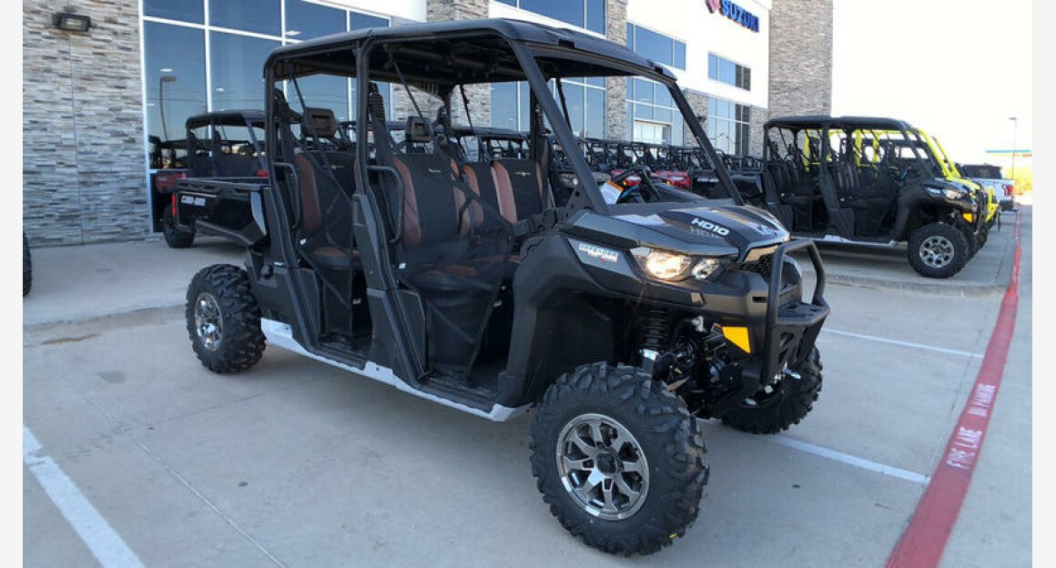 2019 Can-Am Defender Max Lone Star for sale 200663244