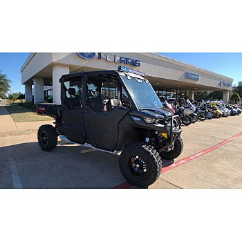 2019 Can-Am Defender Max Lone Star for sale 200680212