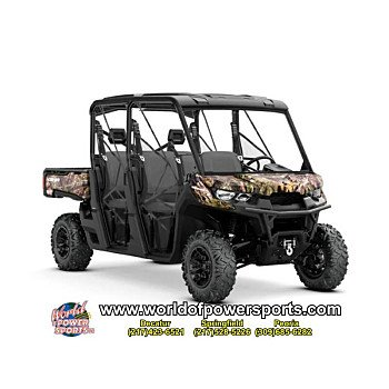 2019 Can-Am Defender MAX XT HD8 for sale 200654617