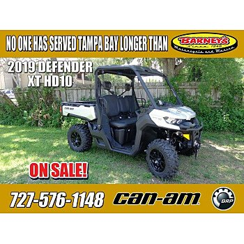 2019 Can-Am Defender for sale 200739309