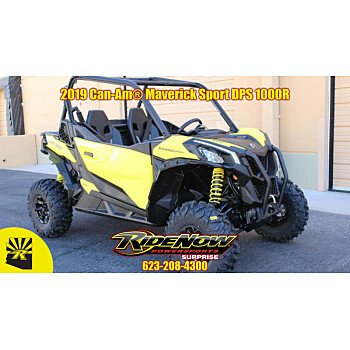 2019 Can-Am Maverick 1000R DPS for sale 200623458